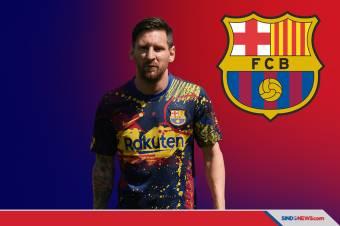 Drama Messi Berakhir dengan Keputusan Bertahan di Barcelona