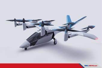 Mengenal VA-1X, Pesawat Teknologi Formula 1 Tanpa Emisi