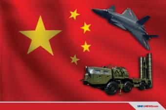 China Operasikan 2.500 Pesawat dan S-400, Ancaman Besar Bagi AS