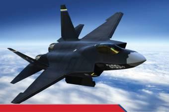 Pesaing Jet Tempur Siluman F-35 AS, China Uji Terbang FC-31