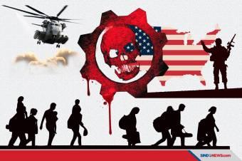 Akibat 'Perang Melawan Teror' AS, 37 Juta Orang Telah Terlantar