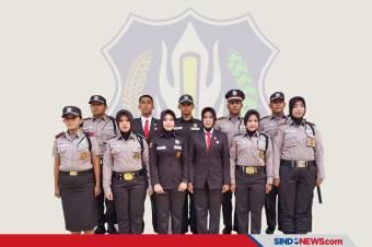Seragam Satpam Baru Mirip Pakaian Dinas Polisi Dilengkapi Pangkat