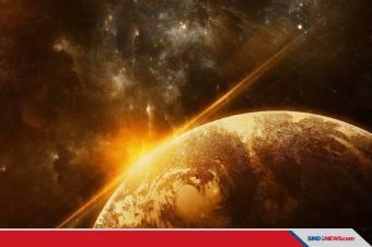 Ada Alien di Planet Venus, Peneliti Temukan Bukti Keberadaannya