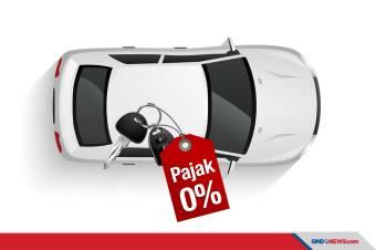 Upaya Kerek Penjualan, Pajak Mobil Baru Diusulkan 0%