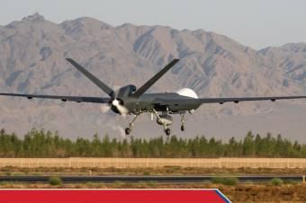 Cina Ubah Drone CH-5 Jadi Tandem Harbin BZK-005 untuk Misi Maritim