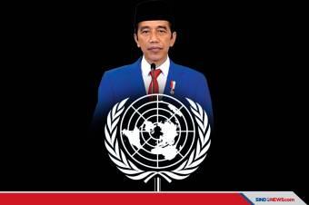 Presiden Jokowi Serukan Dunia Bersatu Atasi Covid-19