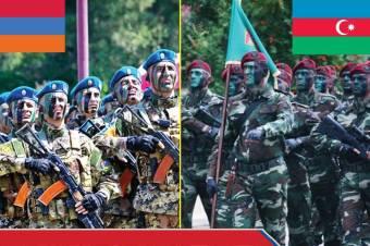 Perang Pecah, Fakta Kekuatan Militer Azerbaijan dan Armenia