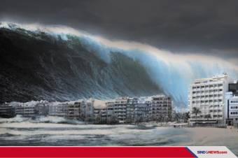 Ancaman Tsunami 20 Meter, BMKG: Siapkan Mitigasi Bencana Terburuk
