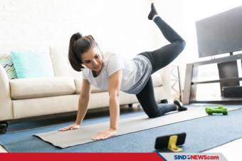 4 Olahraga Ringan yang Dapat Dilakukan di Rumah Saat Kesibukan