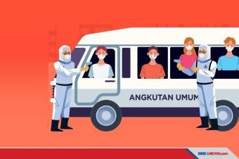 Menggunakan Transportasi Umum