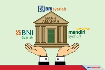 Tiga Bank Syariah Milik Pemerintah Satukan Kekuatan
