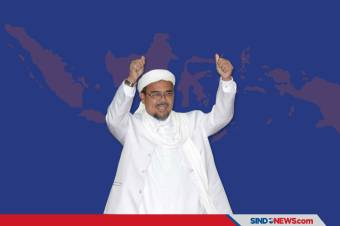 Habib Rizieq Segera Pulang ke Tanah Air, FPI: Alhamdulillah