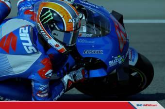 Alex Rins Ukir Sejarah Manis Suzuki Di Motogp Aragon