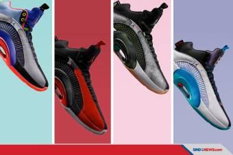 Nantikan Colorway Air Jordan XXXV yang Berdesain Unik