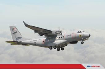 CN-235 PTDI Siap Bersaing dalam Tender Pesawat Patroli Malaysia