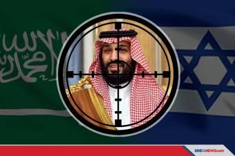 Putra Mahkota Saudi Akan Dibunuh Jika Normalisasi dengan Israel
