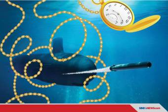 ROCS Hai Shih Kapal Selam dengan Pengabdian Terlama dalam Sejarah