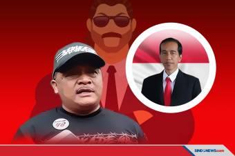 Cendana sampai HTI Disebut Kelompok Pengganggu Jokowi