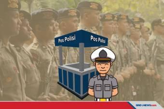 Amankan Libur Panjang, Polda Metro Jaya Terjunkan 2.999 Personel