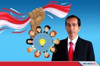 Jokowi: Peringatan Sumpah Pemuda Tekankan Pentingnya Bersatu