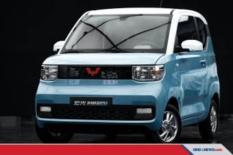 Terlaris di China, Mobil Listrik Ini Cuma Rp65 Juta