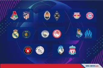 Jadwal Liga Champions Matchday 3, 4-5 Nopember 2020