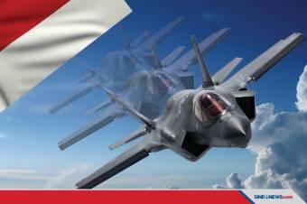 Amerika Anggap Indonesia Tidak Layak Memiliki Pesawat F-35