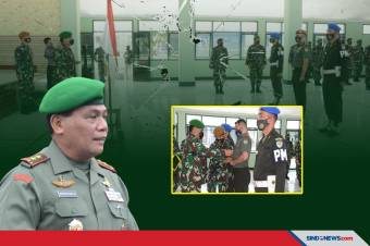 Berbuat Asusila, Pangdam Siliwangi Pecat Perwira TNI AD