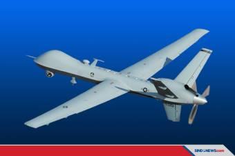 China Bereaksi Keras Saat AS Jual Drone MQ-9B Reaper ke Taiwan