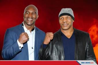 Pertarungan Jilid 3, Siapa Yang Ingin Melihat Holyfield vs Tyson?
