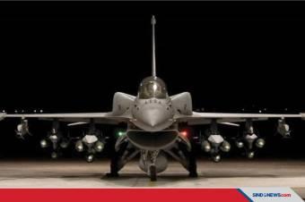 AS: Indonesia Tak Layak Menggunakan F-35, Pakai F-16 Viper Saja!