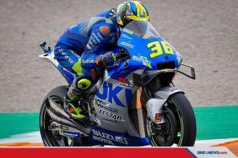 Raih Kemenangan Perdana, Joan Mir di Ambang Juara Dunia MotoGP