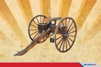9 Senjata Api Tertua di Dunia Salah Satunya Milik Raja Louis XIII