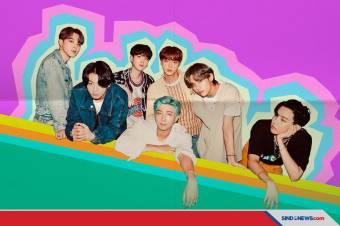 BTS Raih 4 Piala MTV EMA 2020, Ini Daftar Lengkap Pemenangnya