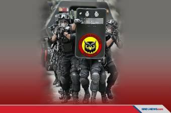 Peran 7 Terduga Teroris yang Diringkus Tim Densus 88 Ringkus