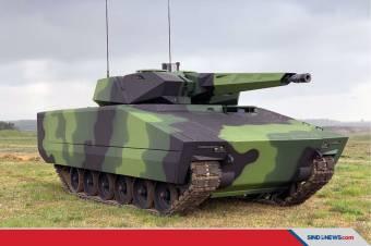Redback-Korsel Ditantang Lynx KF41-Jerman di Vendor AD Australia