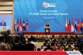 KTT ASEAN Digelar di Tengah Pergolakan Kekuatan Global