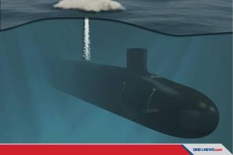 Kapal Selam Kelas Ohio akan Diganti Posisinya di Triad Nuklir AS