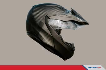 Keren, Helm ini Jadi Helm Tercanggih dan Terpintar di Dunia