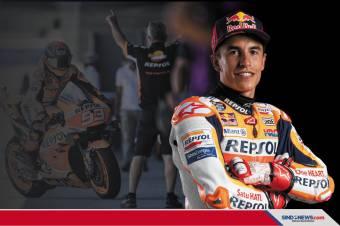 Honda siap Bantu Marc Marquez Pulih Tanpa Operasi Ketiga