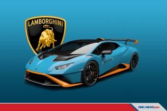 Lamborghini Huracan STO yang Jago Ngibrit di Sirkuit