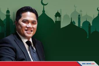 Erick Thohir Ajak Kiai NU Ngisi Pengajian di Masjid-masjid BUMN