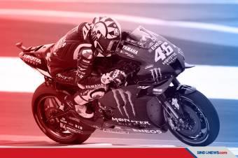 Valentino Rossi Paling Sering Menang, Ini Fakta MotoGP Portugal