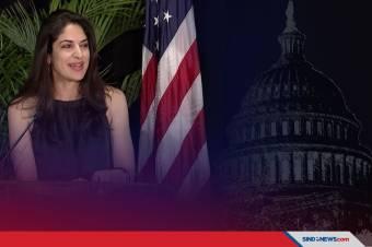 Biden Tunjuk Perempuan Berdarah Palestina Jadi Staf Gedung Putih