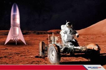 Tahun 2026 Elon Musk Yakin Bisa Kirim Manusia ke Mars