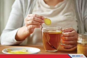 Ramuan Air Jahe Ampuh Atasi Mual Akibat Morning Sickness