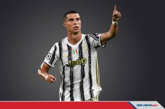 Bukukan 750 Gol, Cristiano Ronaldo Ucapkan Terima Kasih