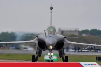 Gerak Cepat Indonesia akan Borong 48 Jet Tempur Rafale Prancis