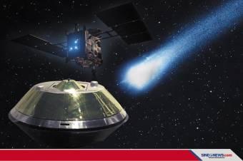 Kapsul Luar Angkasa Bawa Batu Alien Ditemukan di Australia