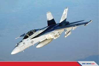 Indonesia Dapat Direstui AS Beli Jet Tempur F-15 dan F-18